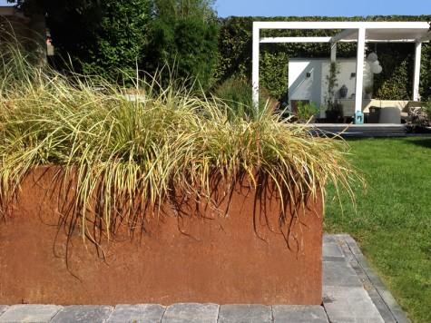 Waarom tuinproducten van Cortenstaal kiezen?