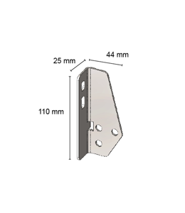 TT Koppeling haakse liggers 0-30º | A+Concepts