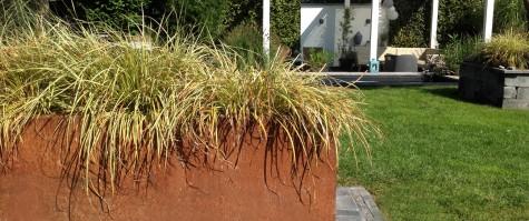 Corten of RVS plantenbakken