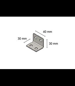 TT Koppelprofiel 2-voudig | A+Concepts
