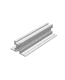 TT Extrusie profiel 62x34 mm | A+Concepts