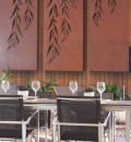 Maatwerk screen/paneel Botanic