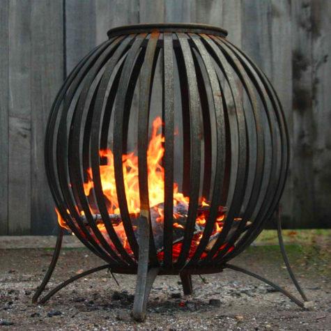 Het verschil tussen vuurschaal, vuurtafel en vuurkorf? - cortenstalen producten